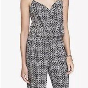 Express slim leg jumpsuit